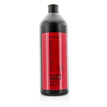 Matrix Total Results So Long Damage Шампунь с Керамидами (для Восстановления) 1000ml/33.8oz