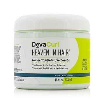 DevaCurl Heaven In Hair (Интенсивное Увлажняющее Средство - для Сильно Кудрявых Волос) 473ml/16oz