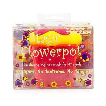 Tangle Teezer Magic Flowerpot Детская Распутывающая Щетка для Волос - # Princess Pink 1pc