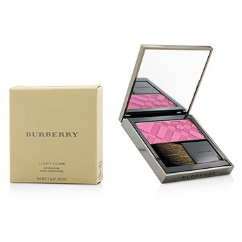 Burberry Light Glow Натуральные Румяна - # No. 09 Coral Pink 7g/0.24oz
