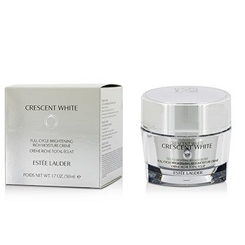Crescent White Full Cycle Brightening Rich Moisture Creme (50ml/1.7oz)