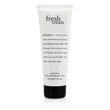 Fresh Cream Body Lotion (210ml/7oz)