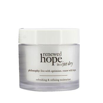 Renewed Hope In A Jar Refreshing & Refining Moisturizer For Dry Skin (60ml/2oz)