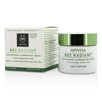 Bee Radiant Age Defense Illuminating Cream - Light Texture (50ml/1.76oz)