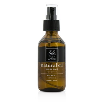 Natural Oil - Almond Plant Oil (100ml/3.4oz)