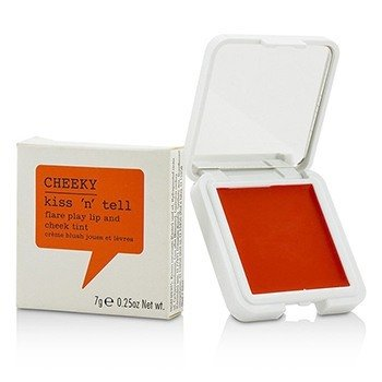 Cheeky Kiss N Tell Тинт для Губ и Скул - Flare Play 7g/0.25oz
