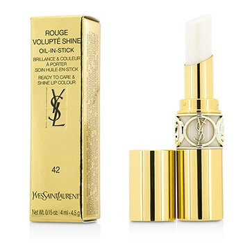 Yves Saint Laurent Rouge Volupte Shine Oil Губная Помада - # 42 Baume Midi Minuit 4.5g/0.15oz