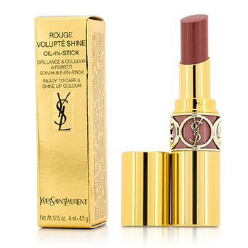 Yves Saint Laurent Rouge Volupte Shine Oil Губная Помада - # 47 Beige Blouse 4.5g/0.15oz
