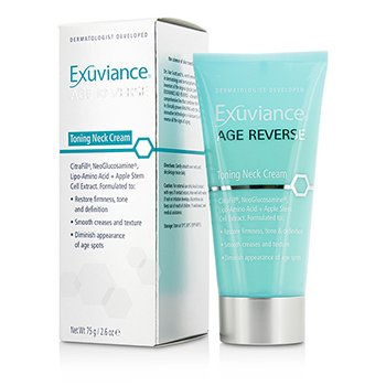 Age Reverse Toning Neck Cream (75g/2.6oz)