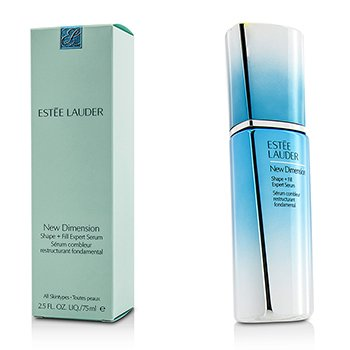 Estee Lauder New Dimension Shape + Fill Expert Сыворотка 75ml/2.5oz