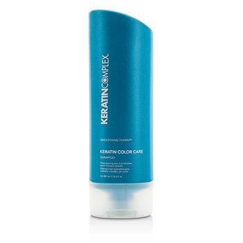 Keratin Complex Smoothing Therapy Keratin Color Care Шампунь (для Всех Типов Волос) 400ml/13.5oz