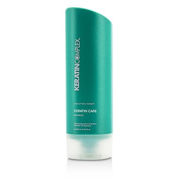 Keratin Complex Smoothing Therapy Keratin Care Шампунь (для Всех Типов Волос) 400ml/13.5oz
