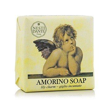 Amorino Soap - Lily Charm (150g/5.3oz)