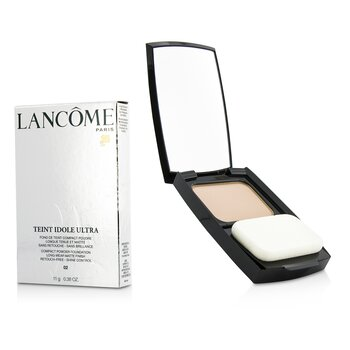 Teint Idole Ultra Compact Powder Foundation (Long Wear Matte Finish) - #02 Lys Rose (11g/0.38oz)