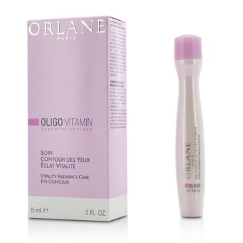 Oligo Vitamin Vitality Radiance Care Eye Contour (15ml/0.5oz)