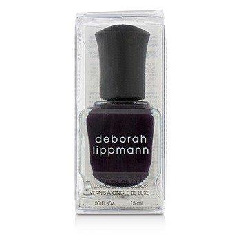 Deborah Lippmann Роскошный Лак для Ногтей - Dark Side Of The Moon (Absolutely Aubergine Creme) 15ml/0.5oz