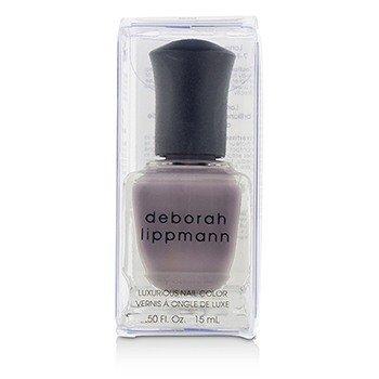 Deborah Lippmann Роскошный Лак для Ногтей - Love In The Dunes (Pure Purple Pleasure Creme) 15ml/0.5oz