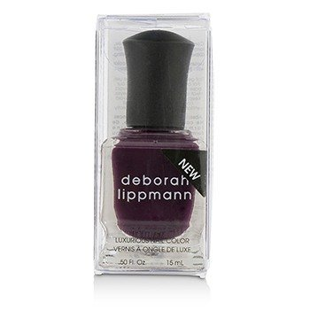 Deborah Lippmann Роскошный Лак для Ногтей - Miss Independent (Full Coverage Berry Wine Creme) 15ml/0.5oz