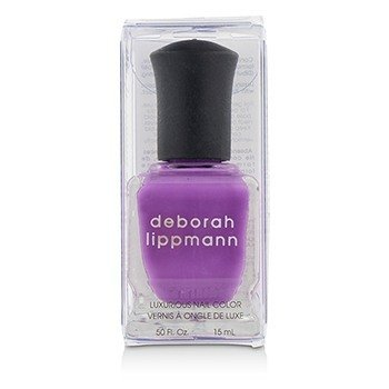 Deborah Lippmann Роскошный Лак для Ногтей - Good Vibrations (Outstanding Orchid Creme) 15ml/0.5oz