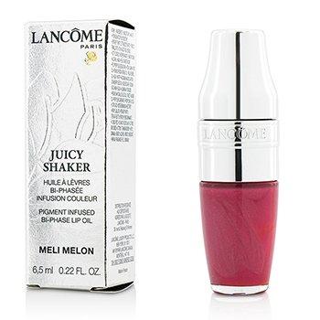 Lancome Juicy Shaker Pigment Infused Двухфазное Масло для Губ - #301 Meli Melon 6.5ml/0.22oz