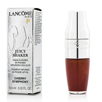 Lancome Juicy Shaker Pigment Infused Двухфазное Масло для Губ - #151 Cherry Symphony 6.5ml/0.22oz
