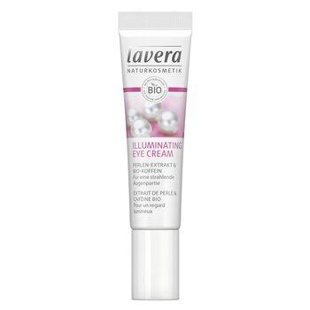 Organic Pearl Extract & Caffeine Illuminating Eye Cream (15ml/0.5oz)