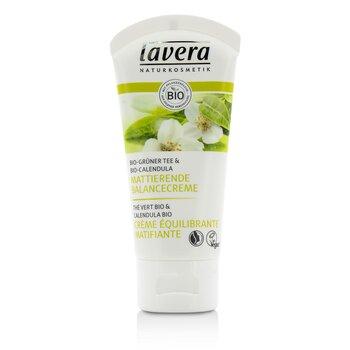 Organic Green Tea & Calendula Mattifying Balancing Cream - For Combination Skin (50ml/1.7oz)