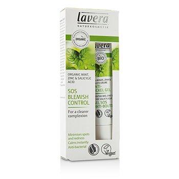 Lavera Organic Mint SOS Средство для Контроля Угревой Сыпи 15ml/0.5oz