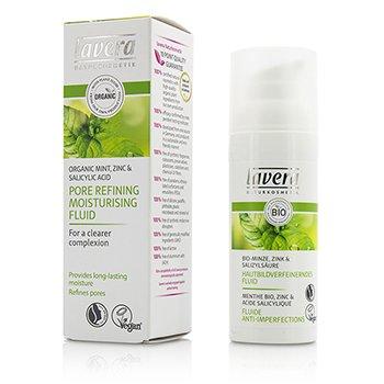 Lavera Organic Mint Очищающий Увлажняющий Флюид 50ml/1.6oz