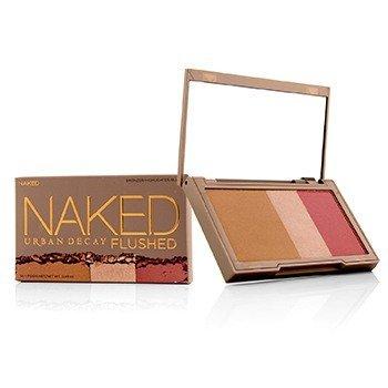 Naked Flushed - Naked (1x Blush, 1x Bronzer, 1x Highlighter) (14g/0.49oz)