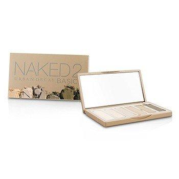 Naked 2 Basics Eyeshadow Palette: 6x Eyeshadow (Cover, Frisk, Primal, Skimp, Stark, Undone) (6x1.3g/0.05oz)