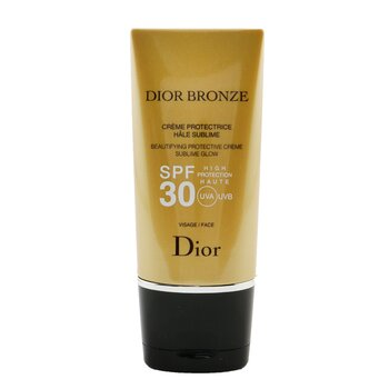 Dior Bronze Beautifying Protective Creme Sublime Glow SPF 30 For Face (50ml/1.7oz)