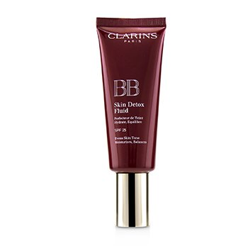 Clarins 克蘭詩 BB霜 BB Skin Detox Fluid SPF 25 - #00 Fair - BB/CC霜
