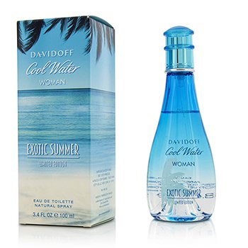 Davidoff Cool Water Exotic Summer EDT Spray (Limited Edition) 100ml/3.4oz women