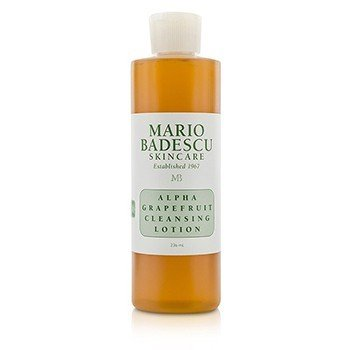 Alpha Grapefruit Cleansing Lotion - For Combination/ Dry/ Sensitive Skin Types (236ml/8oz)