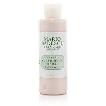 Apricot Super Rich Body Lotion - For All Skin Types (177ml/6oz)