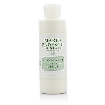 Super Rich Olive Body Lotion - For All Skin Types (177ml/6oz)