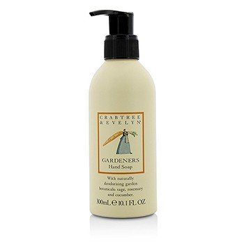 Gardeners Hand Soap (300ml/10.1oz)