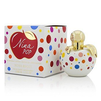 Nina Pop Eau De Toilette Spray (10th Birthday Edition) (50ml/1.7oz)