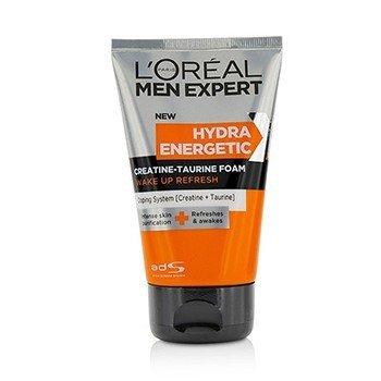 LOreal Men Expert Hydra Energetic X Creatine-Taurine Пенка 100ml/3.3oz