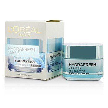 Hydrafresh Genius Multi-Active Essence Cream (50ml/1.7oz)