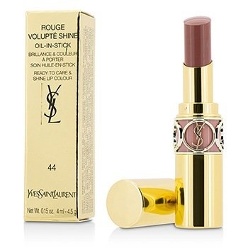 Yves Saint Laurent Rouge Volupte Shine Oil Губная Помада - # 44 Nude Lavalliere 4.5g/0.15oz