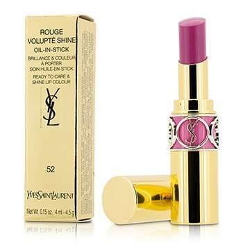 Yves Saint Laurent Rouge Volupte Shine Губная Помада - # 52 Trapeze Pink 4.5g/0.15oz