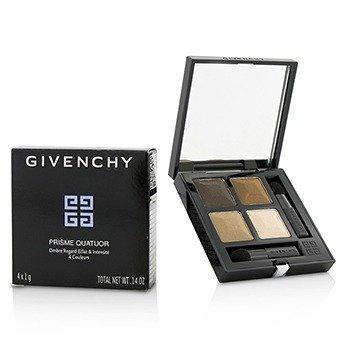 Givenchy Prisme Quatuor Тени для Век 4 Оттенка - # 9 Delicate 4x1g/0.03oz