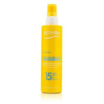 Spray Solaire Lacte Ultra-Light Moisturizing Sun Spray SPF 15 (200ml/6.76oz)