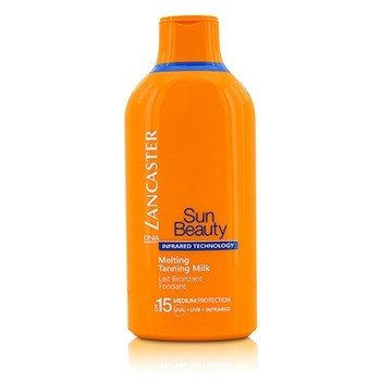 Sun Beauty Melting Tanning Milk SPF15 (400ml/13.5oz)