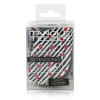 Tangle Teezer Compact Styler On-The-Go Распутывающая Щетка для Волос - # Lulu Guinness 1pc