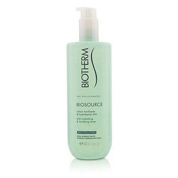 Biosource 24H Hydrating & Tonifying Toner - For Normal/Combination Skin (400ml/13.52oz)