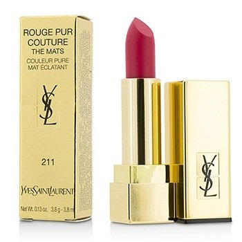Strawberrynet coupon: Rouge Pur Couture The Mats - # 211 Decadent Pink 3.8g/0.13oz