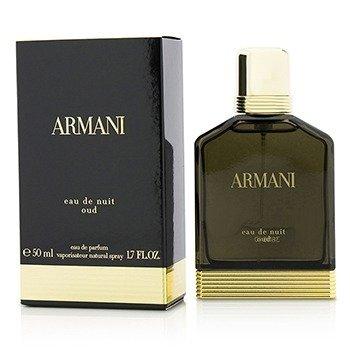 Giorgio Armani Armani Eau De Nuit Oud Парфюмированная Вода Спрей 50ml/1.7oz